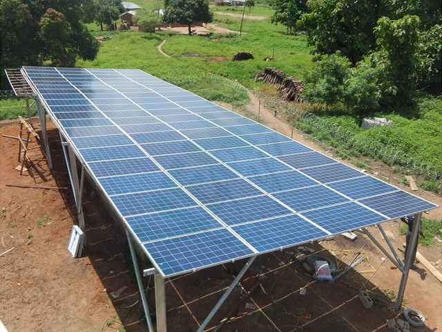 Havenhill Synergy Solar Mini-Grid Project