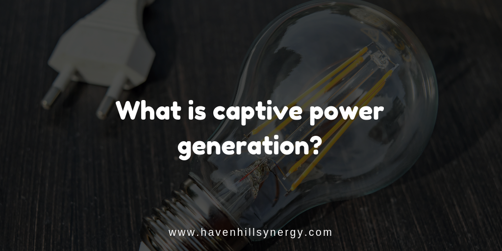 Captive Power Generation: An article providing information on captive power generation in Nigeria