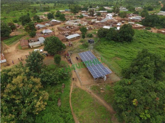 Kigbe Solar Mini Grid Havenhill Synergy Limited Abuja