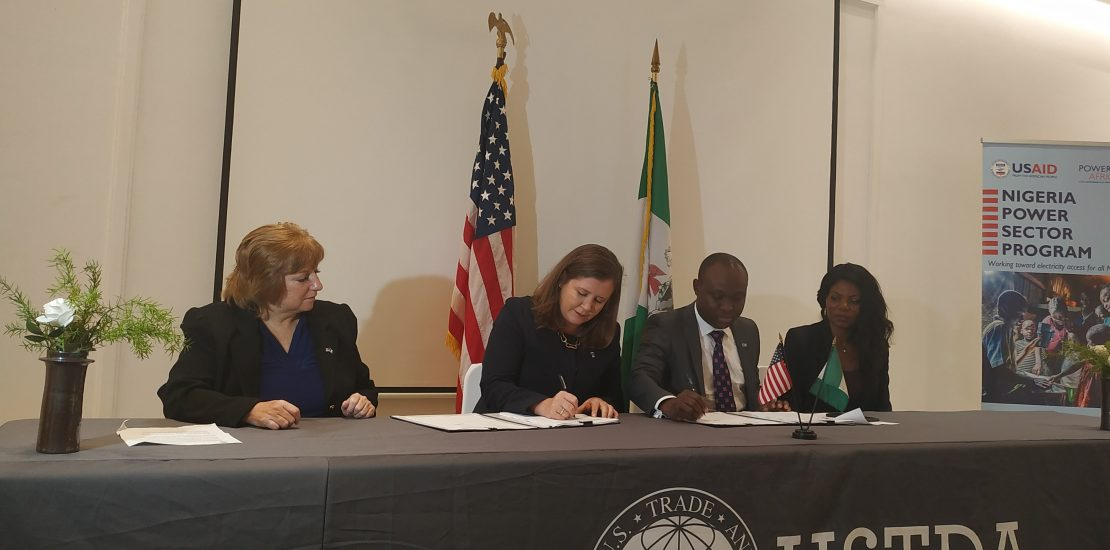 Havenhill Synergy receives funding from United States Trade and Development Agency (USTDA) for off-grid mini-grids in Nigeria
