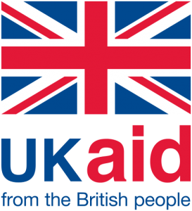 Unkited Kingdom Aid Logo