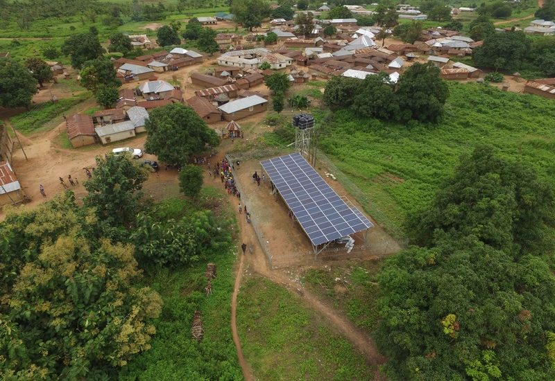 rural electrification - Havenhill Synergy Ltd
