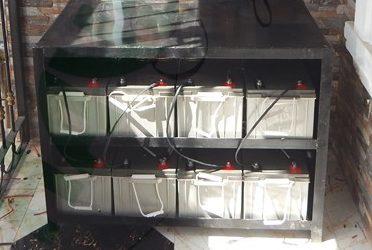 8 200AH Inverter Battery