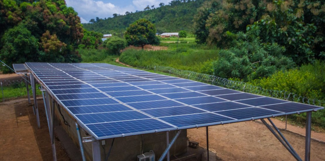 Completion of solar mini-grid in Abuja, Nigeria by Havenhill Synergy Limited