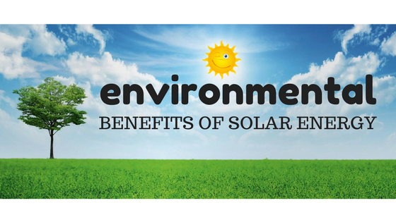 Environmental Benefits of SOlar Energy - Havenhill Synergy Limited