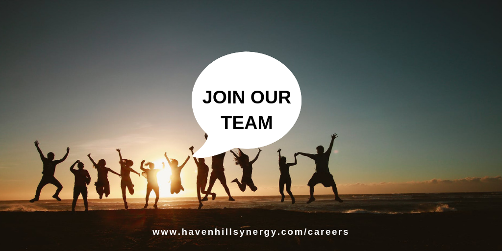Havenhill Synergy Careers - Join our team
